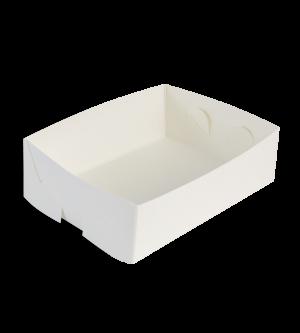 Cake/Food Trays - White