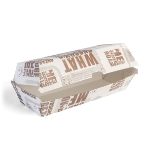 Hot Dog Clam - Enviro Print