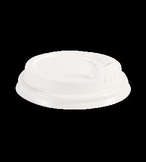 White Sipper Lids