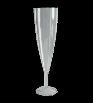 Plastic Champagne Flute - Classic