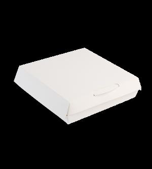 Pizza Clam - White