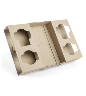 Cardboard Cup Tray