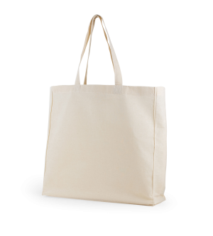Calico Shopping Bags - 400W x 400H x 100G