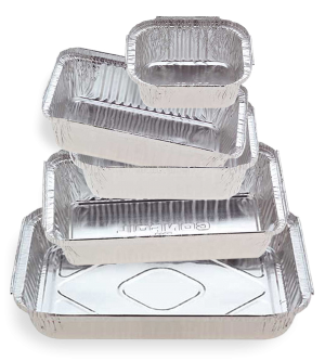 Foil Containers - Rectangle