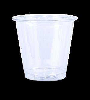 3oz PET Food Sampling Cup