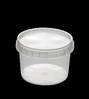 Tamper Evident Round 565ml Container