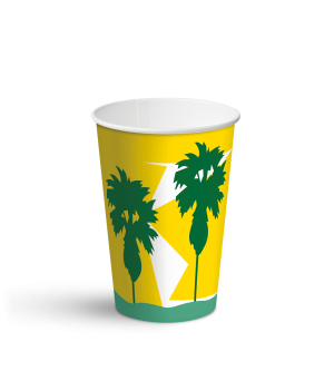Paper Cold Cups Daintree 12oz