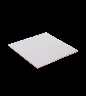 Silver Cake Board - Square