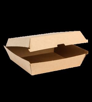 Dinner Box - Brown Board