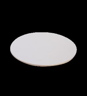 Silver Cake Board - Round