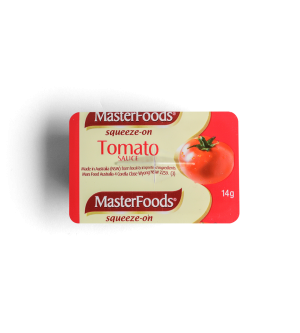 Tomato Sauce Squeeze Portions