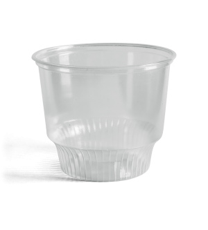 Sundae Cup PET 12oz Castaway