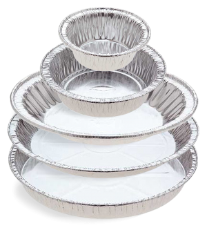 Foil Containers Round