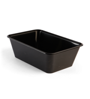CR0750B Black Containers