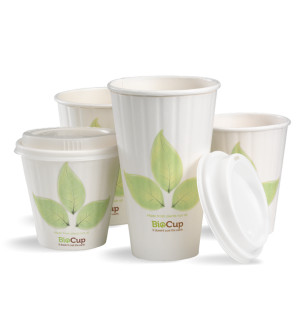 Double Wall Leaf BioCup