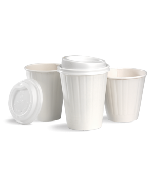Double Wall White BioCup