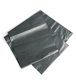 GARBAGE BAGS HEAVY DUTY BLACK 80L