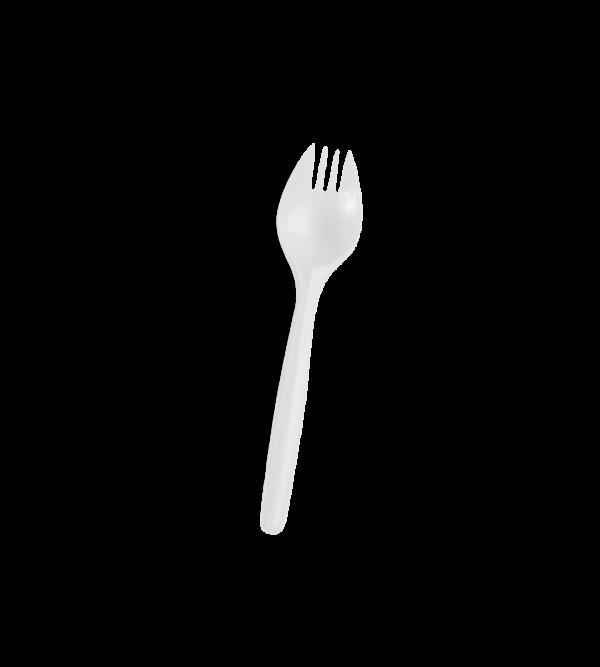 Plastic Sporks White